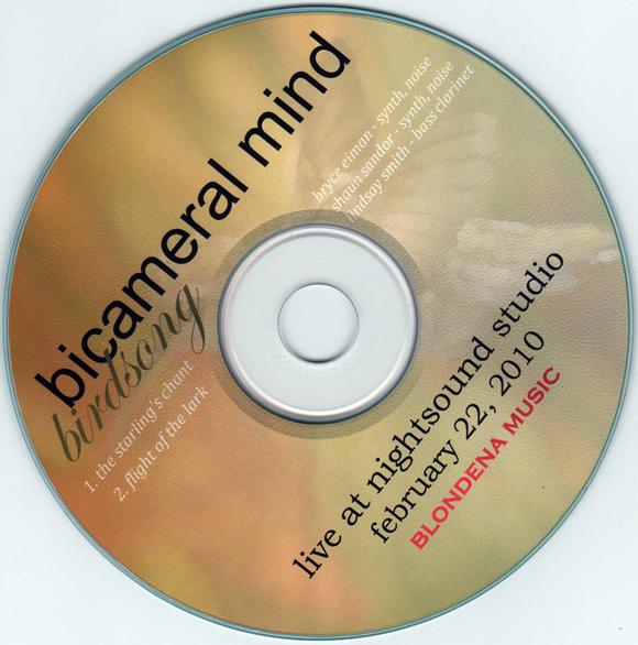 bicameral mind - birdsong